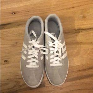 NWOT Adidas Courtset Shoes